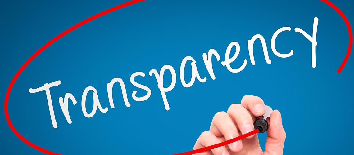 Why is workplace transparency important anyway?
